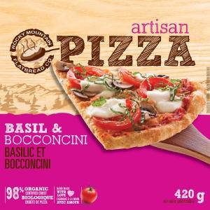 Take Home Frozen Tomato & Basil Pizza
