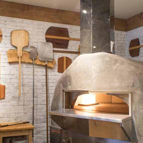 Main St Pizza Oven