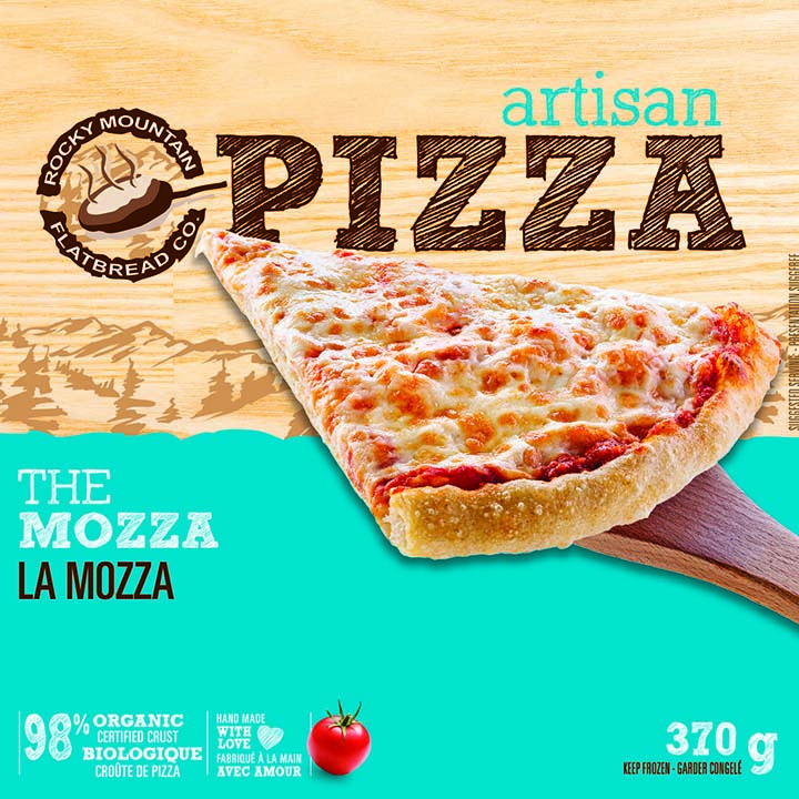 Frozen Mozza Pizza