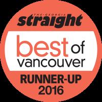 Winner for Best Family Restaurant 2016