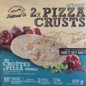Frozen Pizza Crusts